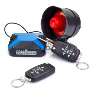 Guangzhou-Factory-One-way-car-alarm-security